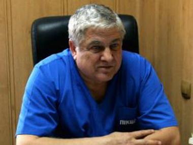 Заслуженный врач Украины дал интервью