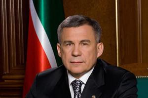 Рустам Минниханов.
